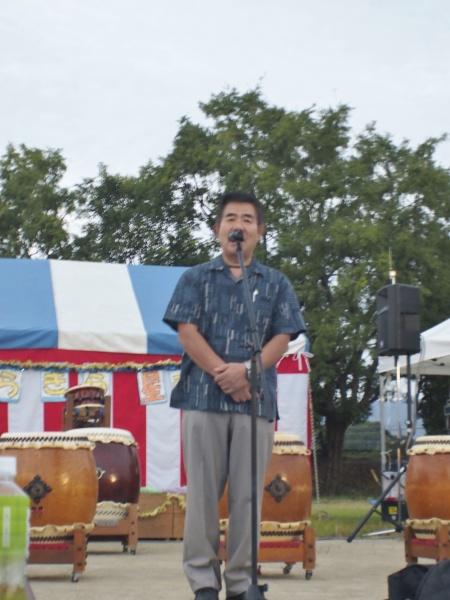 玉名、髙嵜市長も毎年ご来場いただいております。ありがとうございます。